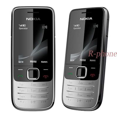 Original Nokia 2730 Mobile Phone 2730c Unlocked Cellphone Refurbished Russian Arabic English Keyboard offer One Year Warranty