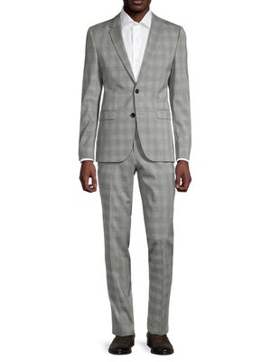 Hugo Hugo Boss Extra Slim Fit Wool 2 Buttoned Suit