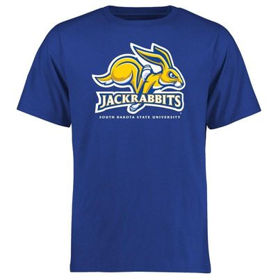 South Dakota State Jackrabbits Big & Tall Classic Primary T-Shirt - Blue