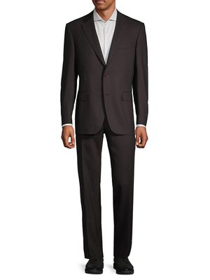 Canali Impeccable Regular-Fit Wool Suit