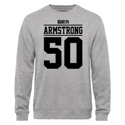 Ray-Ray Armstrong NFLPA Player Issued Sweatshirt - Ash