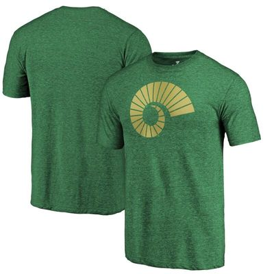 Colorado State Rams Auxiliary Logo Tri-Blend T-Shirt - Green