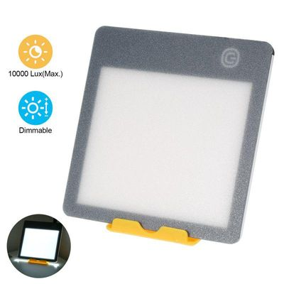 Portable Light Therapy Lamp UV-Free 10000 Lux LED Bright Lamp Light