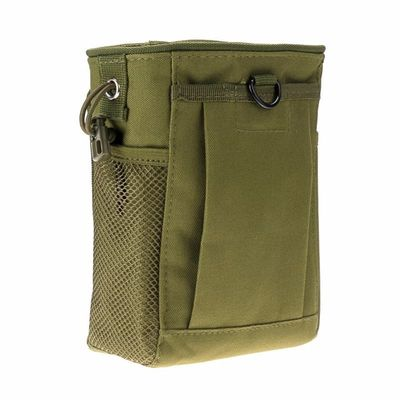 Storage Bag Molle Tactical Magazine Dump Belt Pouch Bags Tactical Bag Military Utility Hunting Magazine Pouch B2Cshop