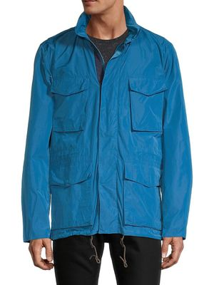 Barbour Gelb Casual Hooded Jacket