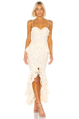 Lovers + Friends Melissa Gown