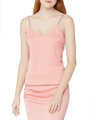 BCBGeneration Dotted Camisole Top