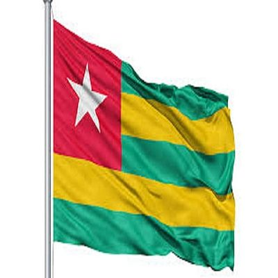 Togo Flag - 3 BY 5 FT POLYESTER