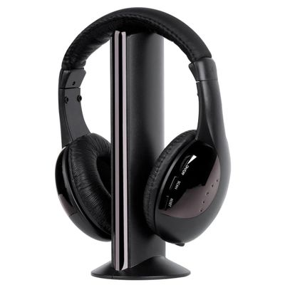 Multi-occasion Wireless Headset For TV Computer 3.5mm High-fidelity sound Headset With FM radio Voice Call Function MH2001