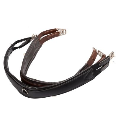 Horse Riding Saddle Girth Micro Fiber Horse Racing Dressage Equestrian Equipment Stainless Steel Comprehensive Saddle