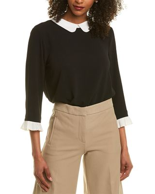 CeCe by Cynthia Steffe Pleated Top