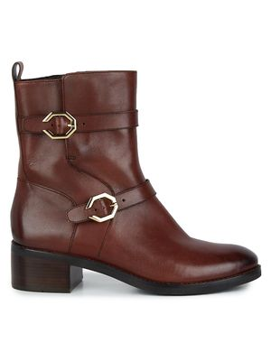 Saks Fifth Avenue Emerson Leather Ankle Boots