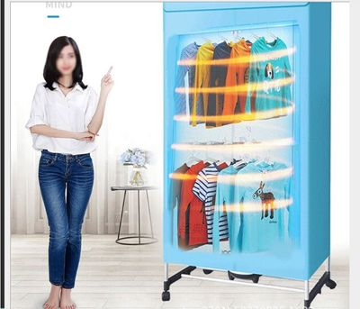 Electrical Clothes Dryer family multi-functional heater 15KG aluminum alloy PTC heating method clother dryer