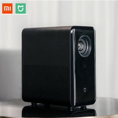 Xiaomi Mijia Projector TV 3500 Lumens HD DLP WiFi bluetooth 4.1 Mi Projector Support 4K for Home Theater 3D Android