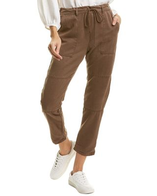 BELLA DAHL SEAMED PATCH POCKET PANT