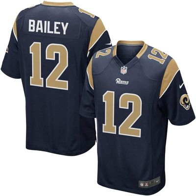 Stedman Bailey Los Angeles Rams Nike Youth Game Jersey - Navy