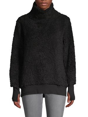 Marc New York Performance Turtleneck Teddy Sweater