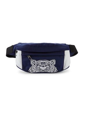 Kenzo Colorblock Fanny Pack