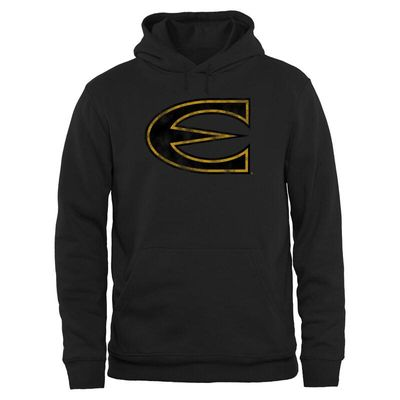 Emporia State Hornets Big & Tall Classic Primary Pullover Hoodie - Black