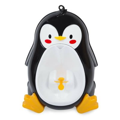 Baby Boy Potty Toilet Training Penguin Children Stand Vertical Urinal Boys Pee Infant Toddler Wall-Mounted