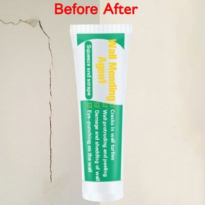 30g Universal Wall Mending Ointment Grout Beautiful Sealant For Home Walls Peeling Graffiti Gap Repair Cream Construction Tool