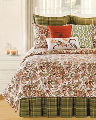 DISCONTINUED C&F Jocelyn Quilt Collection