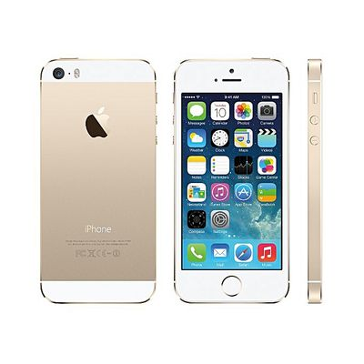 IPhone 5S 64GB Gold  4G LTE Fingerprint Unlock  4-inch Screen (Gift:accessories)