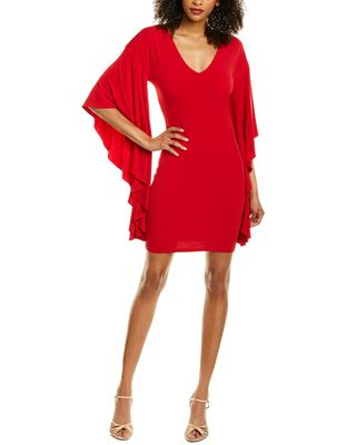 issue New York Batwing Mini Dress
