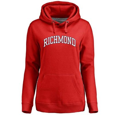 Richmond Spiders Women's Everyday Pullover Hoodie - Red