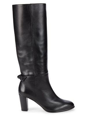 Alexandre Birman Rachel Leather Tall Boots