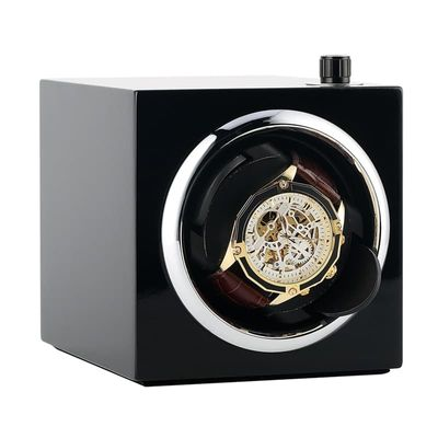 Watch Winder Motor Display Watch Storage Mechanical Clock Rotating Self-winding Case Watch box with automatic winding USB Cable
