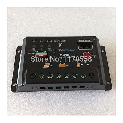 New Solar Charge Controller 20A 12V / 24VDC Automatic Distinguish Special For Lithium Battery +