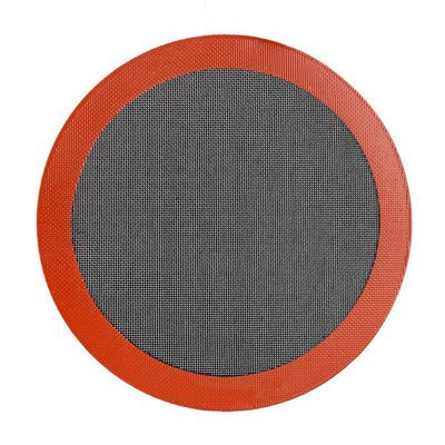 1PC Non-stick Silicone Baking Mat Round Pizza For Cake Cookie Baking Liner Oil Proof Pastry Baking Mat Kitchen Cooking Bakeware