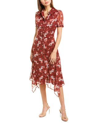 Walter Baker Smith Midi Dress