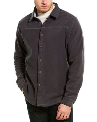 Heritage by Report Collection Fleece Over Shirt