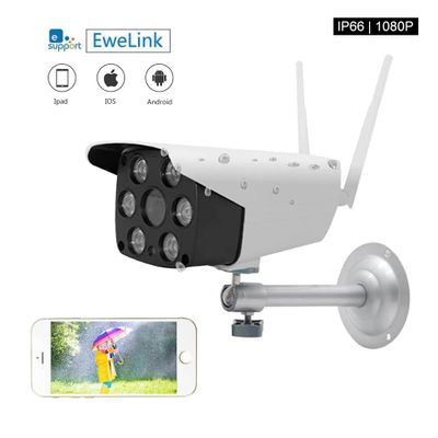 1080P PTZ IP Camera Wifi Outdoor Speed Dome Wireless Wifi Security Camera Pan Tilt 4X Digital Zoom 2MP Network CCTV ewelink