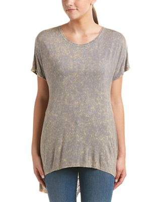 TASSELSNLACE Lace Back Top