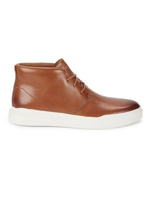 Cole Haan GrandPro Rally Leather Chukka Sneakers