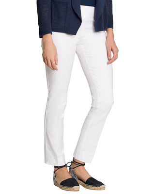 NIC+ZOE Plus The Perfect Pant Modern Slim Ankle Pant