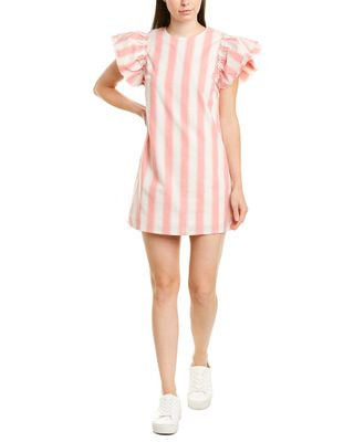 Loveriche by Very J Striped Shift Dress