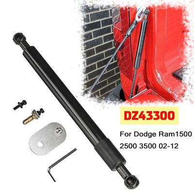 Car Rear Trunk Tail Gate Tailgate Supports Strut Rod Arm Shocks Gas Bars DZ43300 For Dodge RAM 1500 2500 3500 2002 2003 - 2012