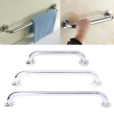 Bathroom Shower Tub Hand Grip Stainless Steel Safety Toilet Support Rail Disability Aid Grab Bar Handle 20/25/30/50cm