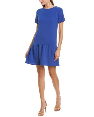 rosewater remi Ruffle Hem Shift Dress