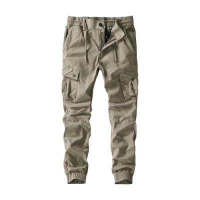 Men Work Pants Security Protection Factory Welding Repairing Pure Color Cotton Comfortable Spring Summer Breathable Work Shorts