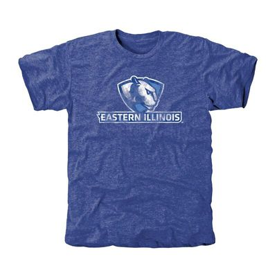 Eastern Illinois Panthers Classic Primary Tri-Blend T-Shirt - Royal Blue