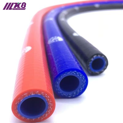 Free shipping Straight Silicone Coolant Hose 1 Meter Length Intercooler Pipe ID 14mm 16mm 19mm 22mm 25mm 28mm