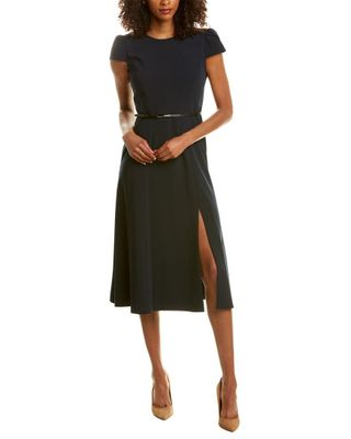 Elie Tahari Miciela Midi Dress