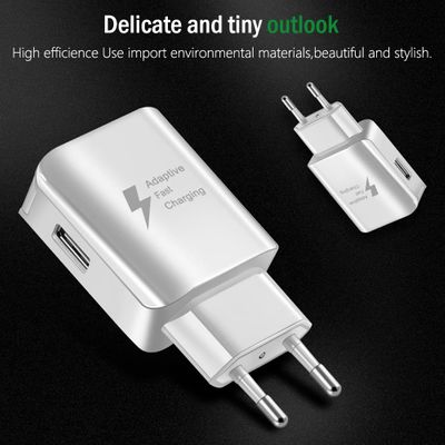Universal USB Charger EU US Plug Travel Wall Fast Charger Adapter Chargers For Samsung Xiaomi Huawei Tablets Charger