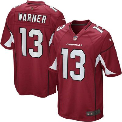 Kurt Warner Arizona Cardinals Nike Retired Player Game Jersey - Cardinal