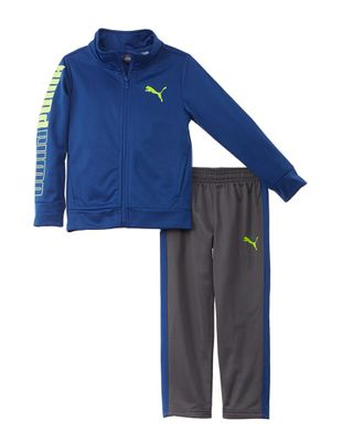 PUMA 2pc Track Jacket & Pant Set